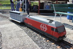 SBB Re 460 Lokomotive 2000