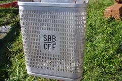 Original SBB-Abfalleimer